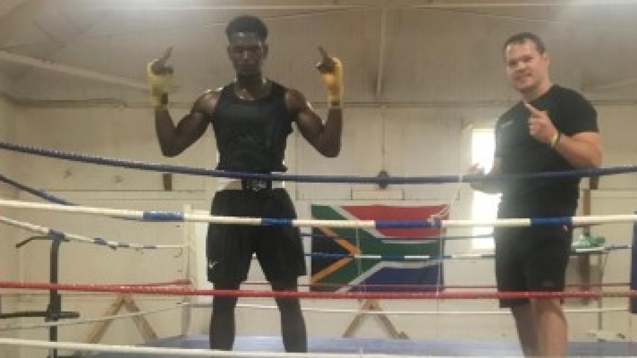 Boxing 400x200